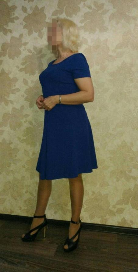 Индивидуалка Виола, 35 лет, метро Лухмановская